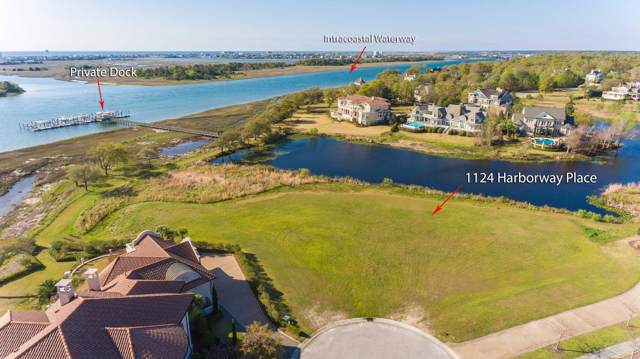 1124 Harborway Place, Wilmington, NC 28405 (MLS #100199158) :: Coldwell Banker Sea Coast Advantage