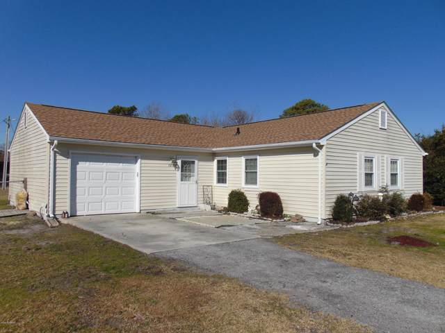 1252 Hibbs Road, Newport, NC 28570 (MLS #100199164) :: The Tingen Team- Berkshire Hathaway HomeServices Prime Properties