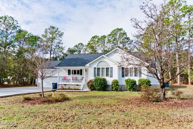 120 Robin Crescent, Cape Carteret, NC 28584 (MLS #100199178) :: Barefoot-Chandler & Associates LLC