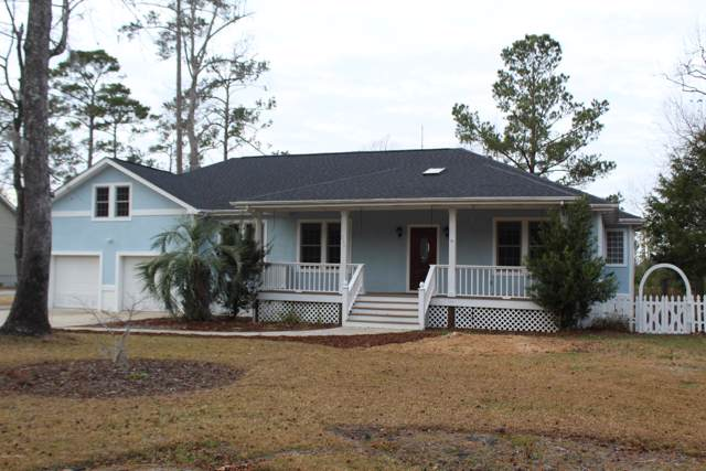 216 Jonaquins Drive, Beaufort, NC 28516 (MLS #100199186) :: Barefoot-Chandler & Associates LLC
