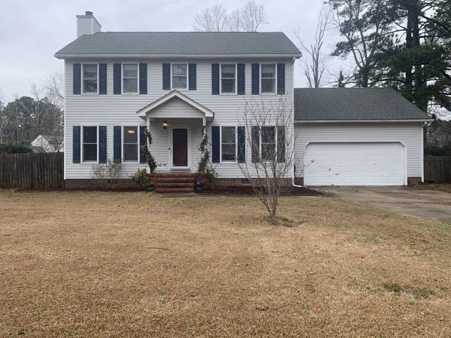905 Fields Road, New Bern, NC 28560 (MLS #100199205) :: Castro Real Estate Team