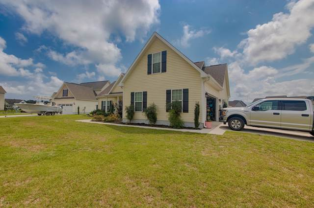 211 Coldwater Drive, Swansboro, NC 28584 (MLS #100199212) :: Coldwell Banker Sea Coast Advantage
