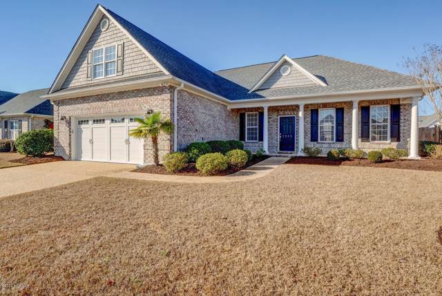 1118 Spring Glen Court, Leland, NC 28451 (MLS #100199215) :: Vance Young and Associates