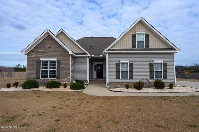 111 Plantation Creek Drive, Vanceboro, NC 28586 (MLS #100199222) :: RE/MAX Elite Realty Group