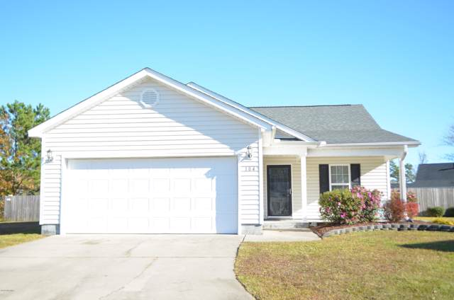 104 Two Putt Court, New Bern, NC 28560 (MLS #100199224) :: Castro Real Estate Team