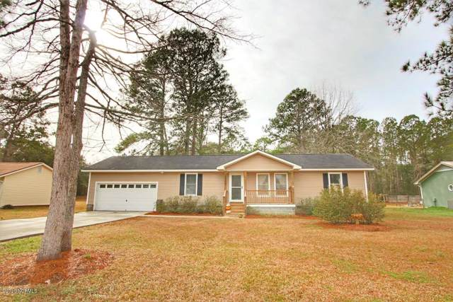5025 Pender Road, Shallotte, NC 28470 (MLS #100199267) :: The Chris Luther Team