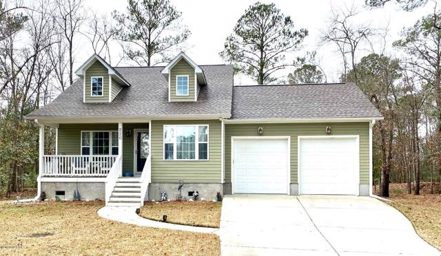 220 Chateau Drive, New Bern, NC 28560 (MLS #100199286) :: RE/MAX Elite Realty Group