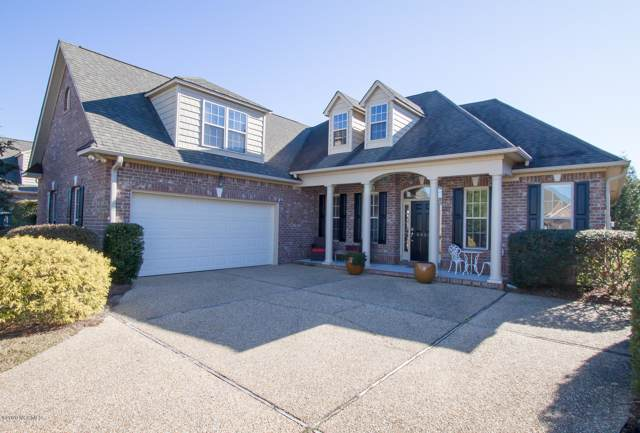1015 Fanning Court, Leland, NC 28451 (MLS #100199296) :: Vance Young and Associates