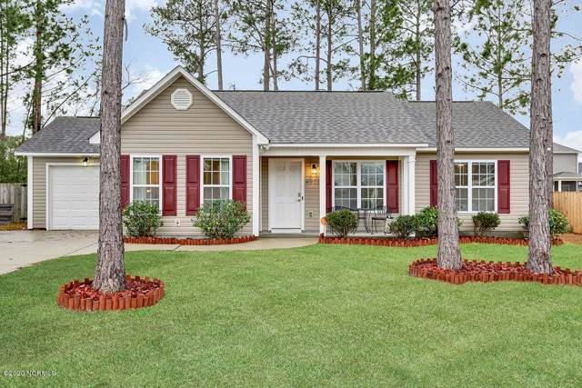 4901 Big Gum Road, Wilmington, NC 28411 (MLS #100199343) :: The Chris Luther Team