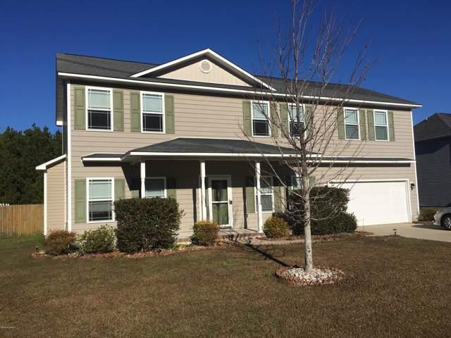 113 Maple Farms Lane, Havelock, NC 28532 (MLS #100199360) :: CENTURY 21 Sweyer & Associates