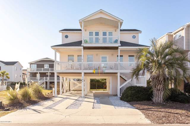 107 By The Sea Drive, Holden Beach, NC 28462 (MLS #100199383) :: The Bob Williams Team