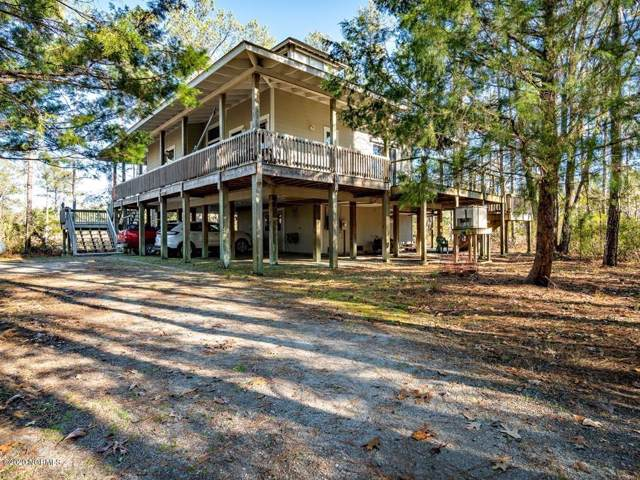 392 Headwaters Drive, Oriental, NC 28571 (MLS #100199386) :: Frost Real Estate Team