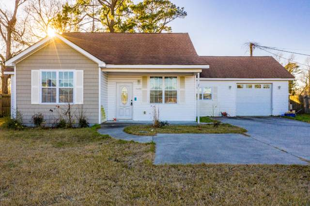 3493 Richlands Highway, Jacksonville, NC 28540 (MLS #100199411) :: The Keith Beatty Team