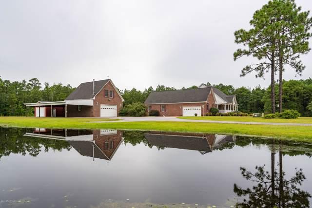 148 Corbett Lane, Newport, NC 28570 (MLS #100199440) :: The Tingen Team- Berkshire Hathaway HomeServices Prime Properties