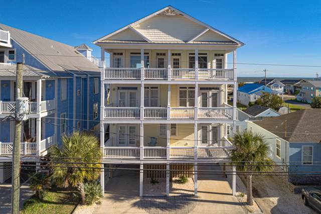 1204 Canal Drive #1, Carolina Beach, NC 28428 (MLS #100199442) :: The Keith Beatty Team