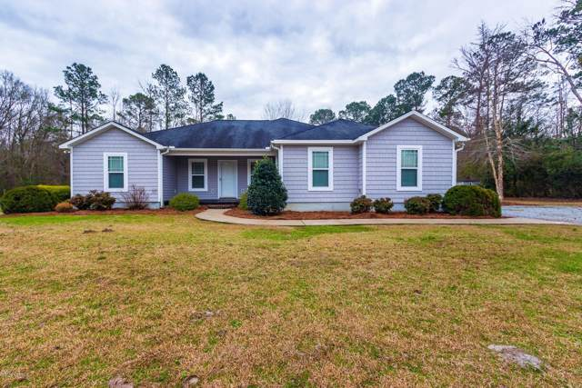 210 Whitley Road, Aurora, NC 27806 (MLS #100199463) :: David Cummings Real Estate Team
