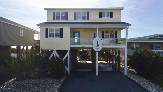 843 Ocean Boulevard W, Holden Beach, NC 28462 (MLS #100199465) :: Coldwell Banker Sea Coast Advantage