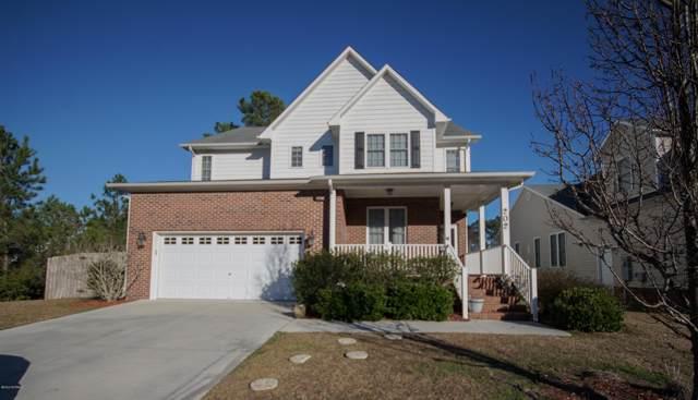 202 Stagecoach Drive, Jacksonville, NC 28546 (MLS #100199469) :: David Cummings Real Estate Team