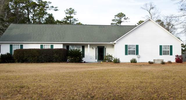 307 Divot Court, Swansboro, NC 28584 (MLS #100199477) :: RE/MAX Elite Realty Group