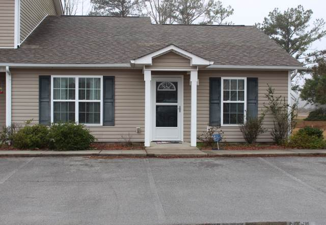 601 Peletier Loop Road A6, Swansboro, NC 28584 (MLS #100199497) :: RE/MAX Elite Realty Group
