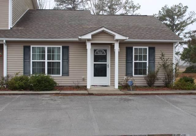 601 Peletier Loop Road A6, Swansboro, NC 28584 (MLS #100199497) :: Castro Real Estate Team