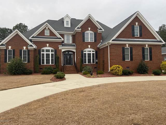 509 Westminster Circle, Greenville, NC 27858 (MLS #100199498) :: The Keith Beatty Team