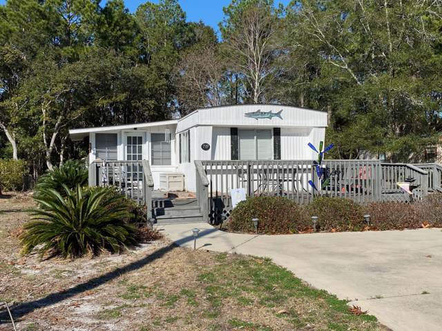 719 Live Oak Drive, Sunset Beach, NC 28468 (MLS #100199505) :: Castro Real Estate Team