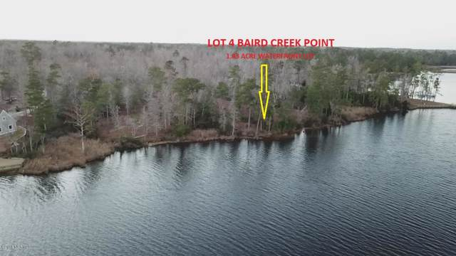416 Baird Point Road, Grantsboro, NC 28529 (MLS #100199547) :: Barefoot-Chandler & Associates LLC
