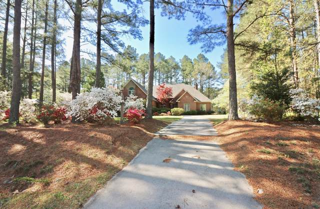 16480 Lakeshore Drive, Wagram, NC 28396 (MLS #100199551) :: RE/MAX Elite Realty Group