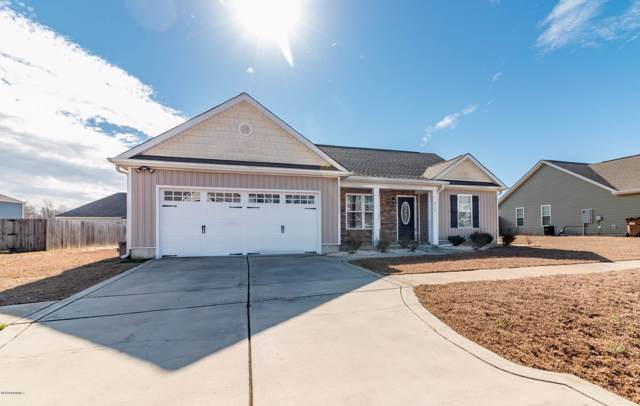 212 Riverstone Court, Jacksonville, NC 28546 (MLS #100199568) :: The Chris Luther Team