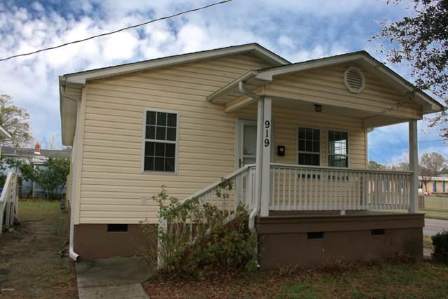 919 Marstellar Street, Wilmington, NC 28401 (MLS #100199575) :: The Chris Luther Team