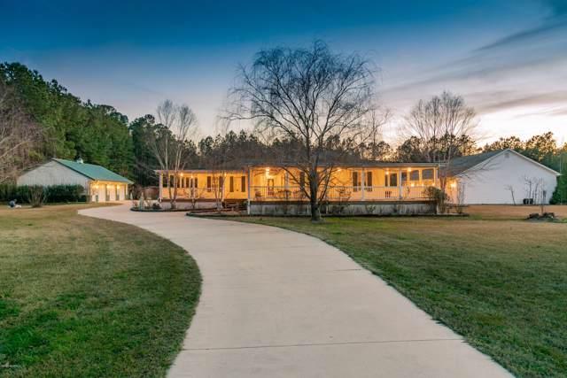 910 Mill Road, Washington, NC 27889 (MLS #100199577) :: Vance Young and Associates
