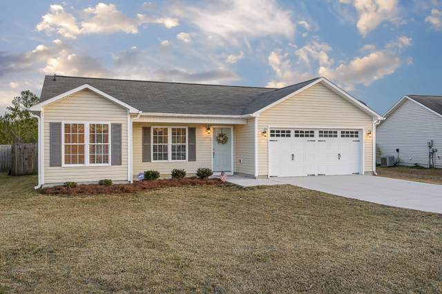 257 Sweet Gum Lane, Richlands, NC 28574 (MLS #100199591) :: David Cummings Real Estate Team