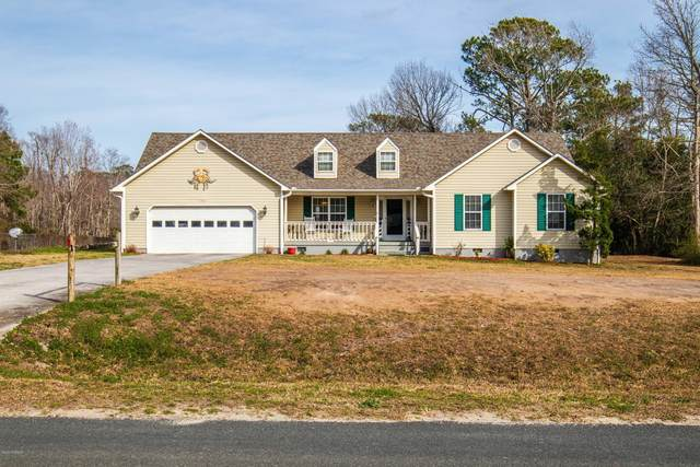175 Salty Shores Road, Newport, NC 28570 (MLS #100199627) :: The Keith Beatty Team