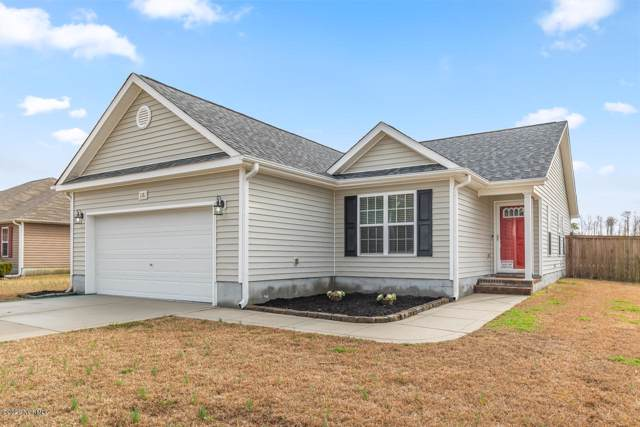 116 Harmony Way, Richlands, NC 28574 (MLS #100199634) :: David Cummings Real Estate Team