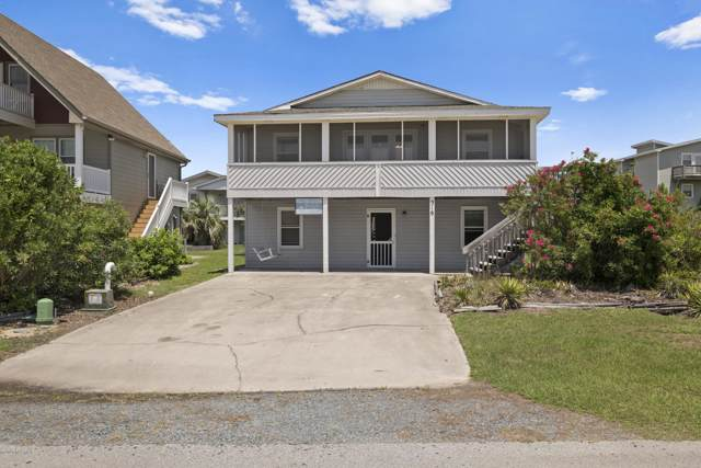 318 Brunswick Avenue W, Holden Beach, NC 28462 (MLS #100199640) :: Coldwell Banker Sea Coast Advantage