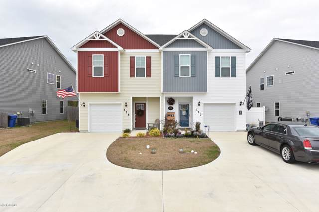 325 Frisco Way, Holly Ridge, NC 28445 (MLS #100199654) :: The Chris Luther Team