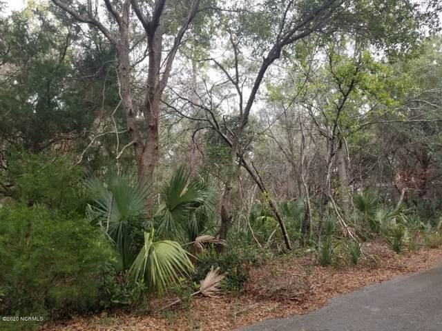 25 Dogwood Trail, Bald Head Island, NC 28461 (MLS #100199686) :: The Tingen Team- Berkshire Hathaway HomeServices Prime Properties