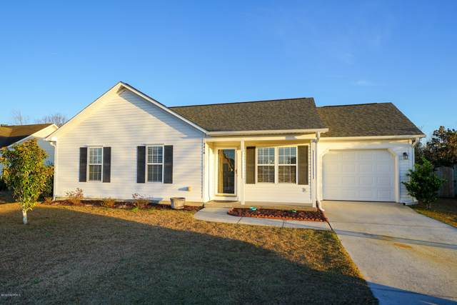 2416 Oban Court, Wilmington, NC 28411 (MLS #100199691) :: The Chris Luther Team
