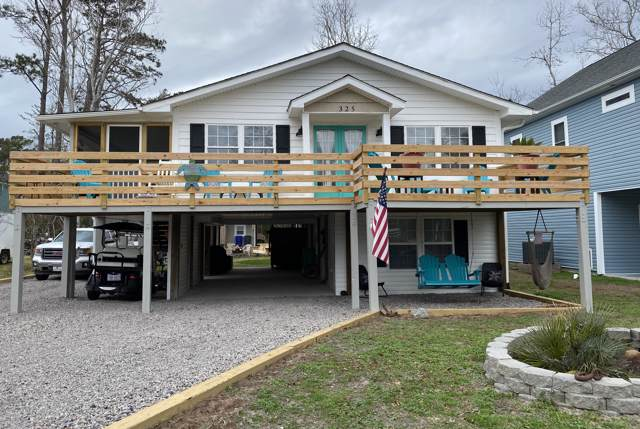 325 NE 57th Street, Oak Island, NC 28465 (MLS #100199714) :: David Cummings Real Estate Team