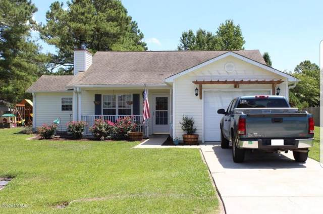 103 Quarterhorse Lane, Jacksonville, NC 28546 (MLS #100199732) :: Lynda Haraway Group Real Estate