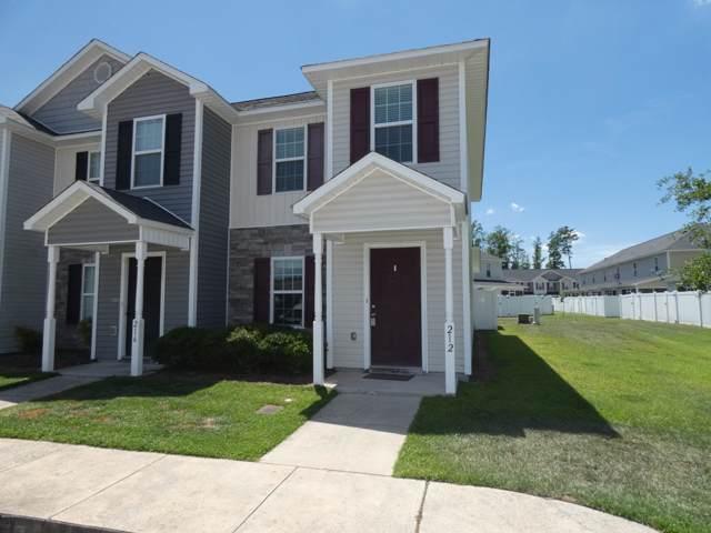 212 Glen Cannon Drive, Jacksonville, NC 28546 (MLS #100199733) :: Lynda Haraway Group Real Estate
