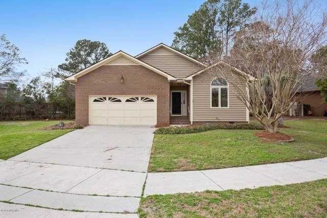 3710 Sand Trap Court, Wilmington, NC 28412 (MLS #100199735) :: The Chris Luther Team