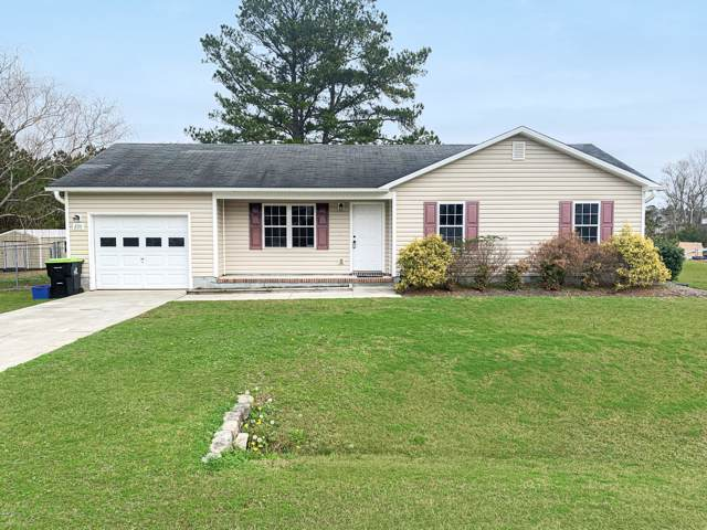 200 Winterberry Court, Jacksonville, NC 28540 (MLS #100199783) :: David Cummings Real Estate Team
