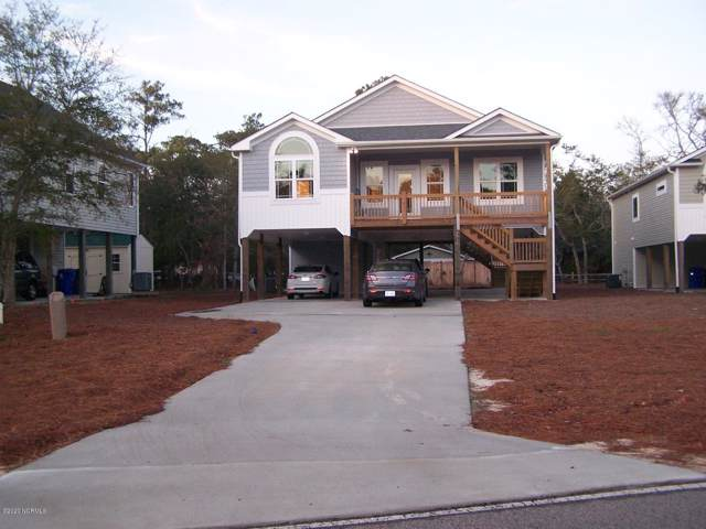 2204 W Oak Island Drive, Oak Island, NC 28465 (MLS #100199784) :: David Cummings Real Estate Team