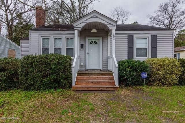 402 Mercer Avenue, Wilmington, NC 28403 (MLS #100199802) :: CENTURY 21 Sweyer & Associates
