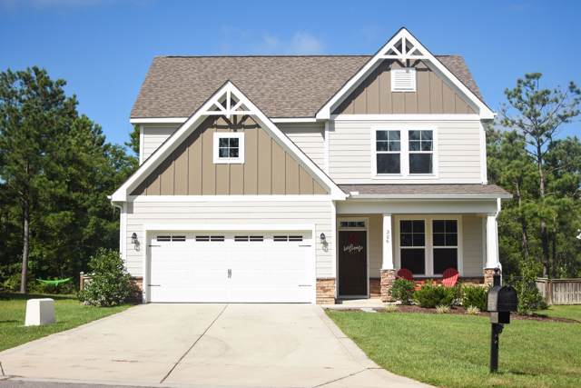 326 W Goldeneye Lane, Sneads Ferry, NC 28460 (MLS #100199809) :: The Chris Luther Team