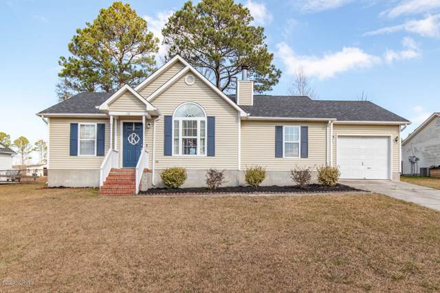 218 Chaparral Trail, Jacksonville, NC 28546 (MLS #100199818) :: The Chris Luther Team