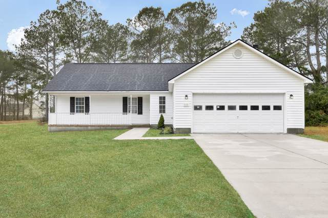 111 Knotts Court, Sneads Ferry, NC 28460 (MLS #100199828) :: RE/MAX Elite Realty Group