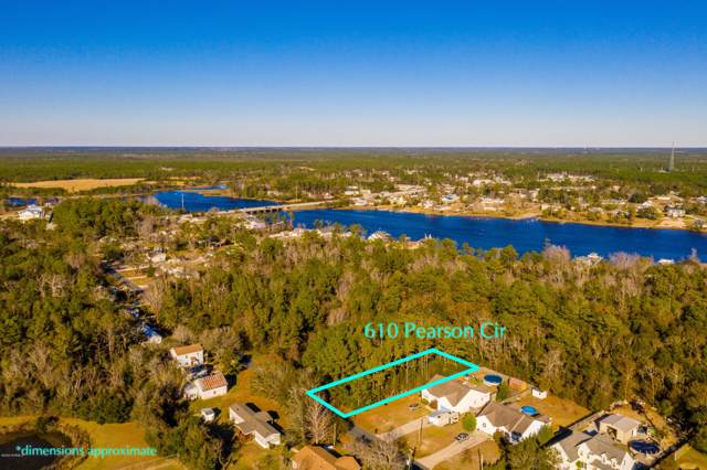610 Pearson Circle, Newport, NC 28570 (MLS #100199835) :: David Cummings Real Estate Team